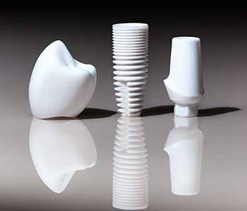 David Son, DDS Dentist in Irvine describes the benefits of ceramic dental implant and the procedure to place